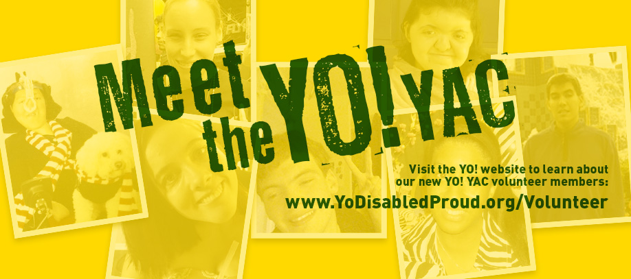 Banner of Banner of Meet the YO! YAC Members. Visit the Volunteer page to learn more.